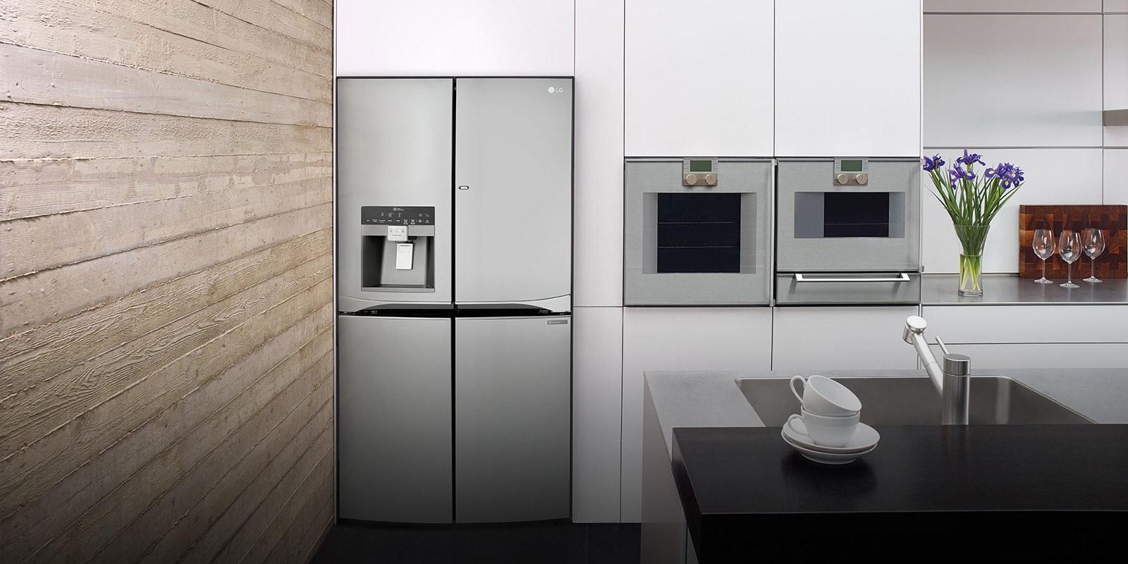 French door or side by side - French Door Fridges