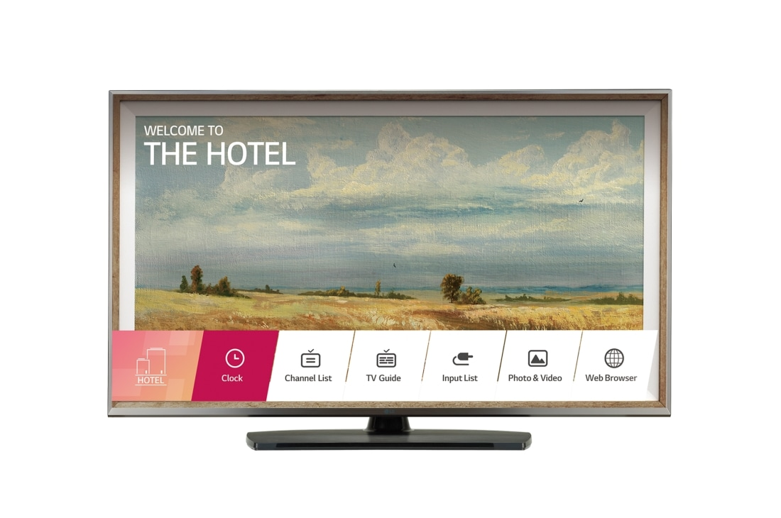 LG Commercial TV 49UU761H 1