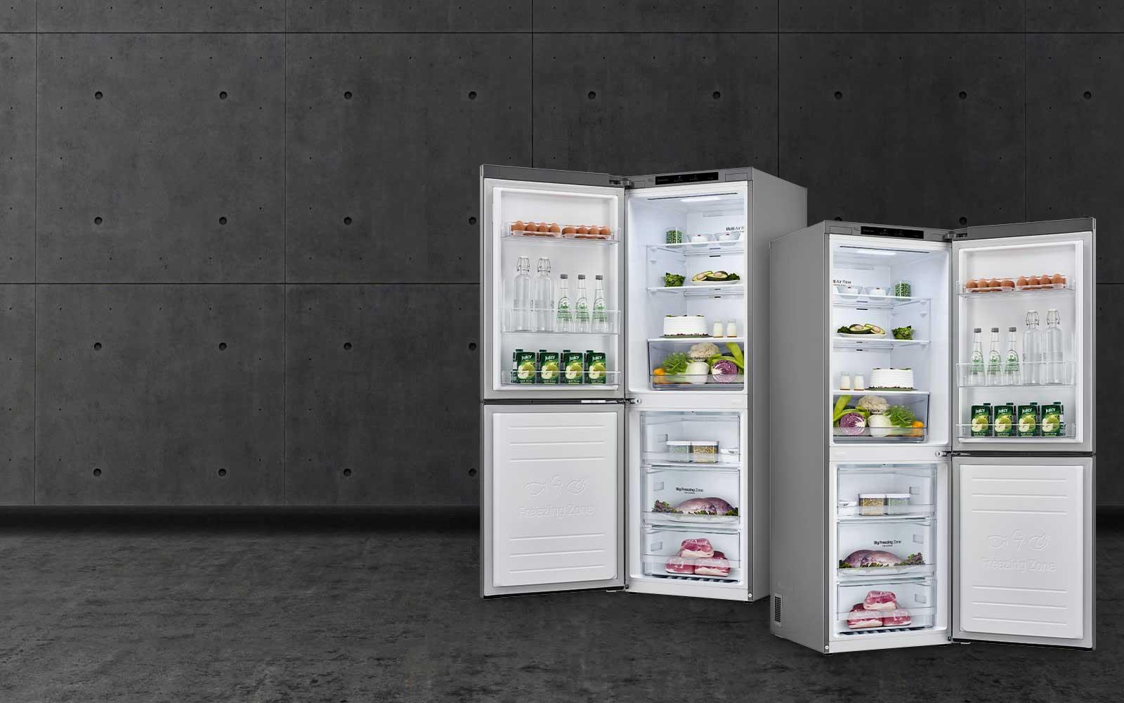 Adjust your fridge & freezer door not your kitchen