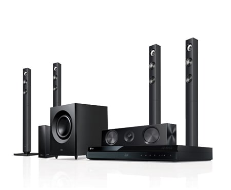 Best Surround Sound System With Wireless Rear Speakers