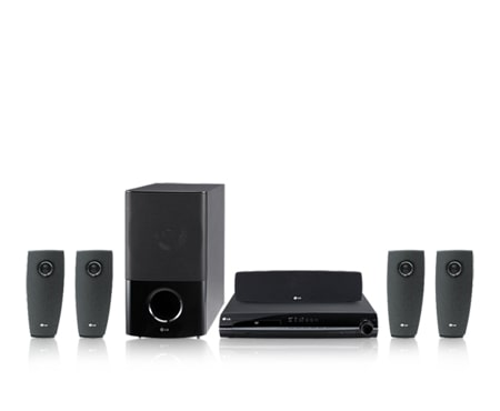LG Home Theatre Systems HT904SA 1