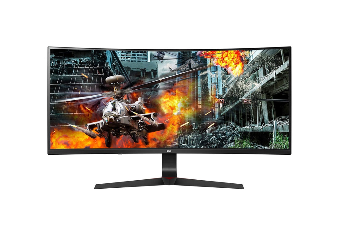LG IT Monitors 34GL750-B 1