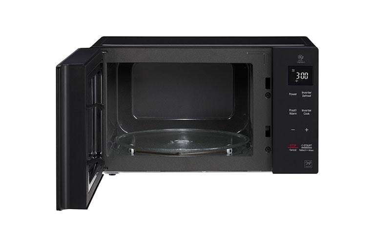 Lg Ms2336db Neochef 23l Smart Inverter Microwave Oven