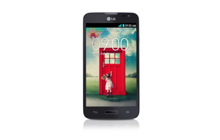 "LG Smartphones 4.5"" Screen, 5 MP Camera, Android KitKat thumbnail 1"