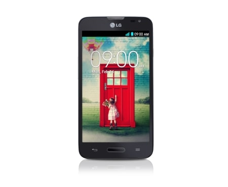 "LG Smartphones 4.5"" Screen, 5 MP Camera, Android KitKat 1"