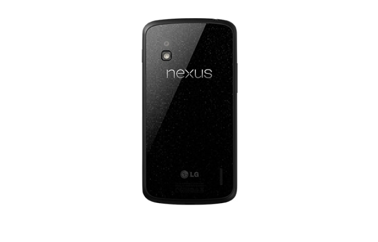 LG Smartphones Nexus 4 with Android 4.2 Jellybean thumbnail 4