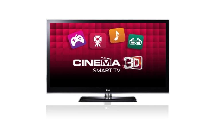 LG 60PZ950 Televisions - 60 (152cm) Full HD 3D Plasma TV