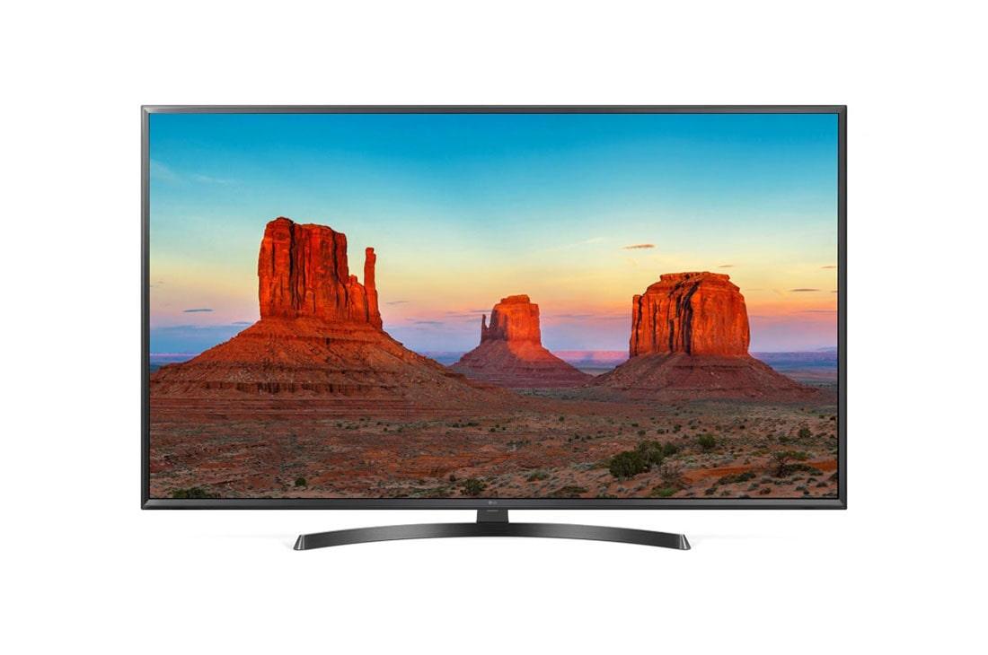 تلویزیون هوشمند 4K اولترا اچ دی ال جی مدل 65UK6400