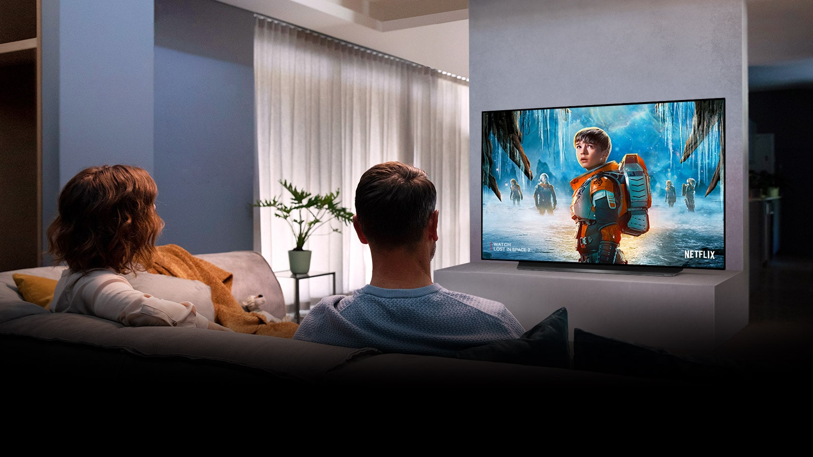 OLED makes home the best movie theatre1