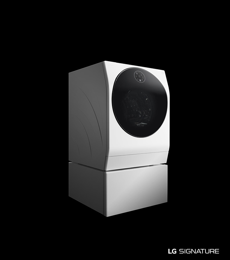 Lg Signature Twinwash Sgtw171610h Front Load Washer