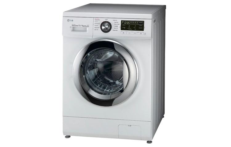 Lg Wd1402crd6 7 5kg 4kg Front Loader Washing Machine