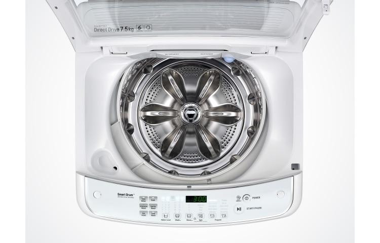 Wtg7532w 7 5kg Direct Drive Washing Machine Lg New Zealand
