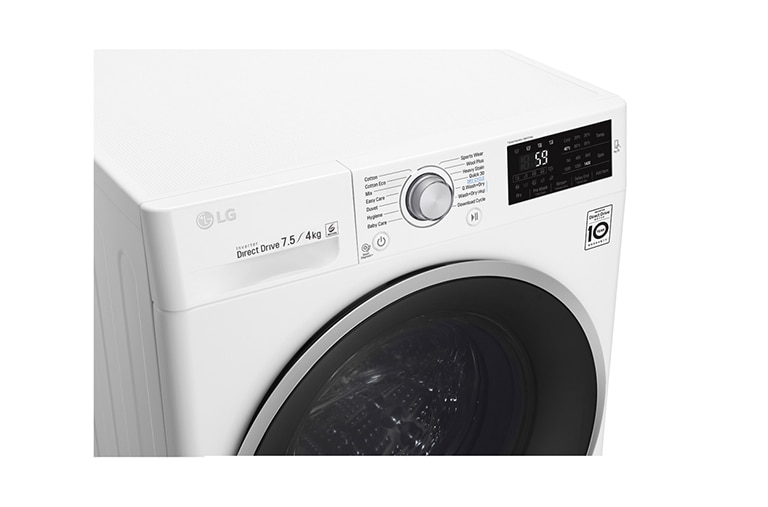 LG Washing Machines WDC1475NCW thumbnail 4
