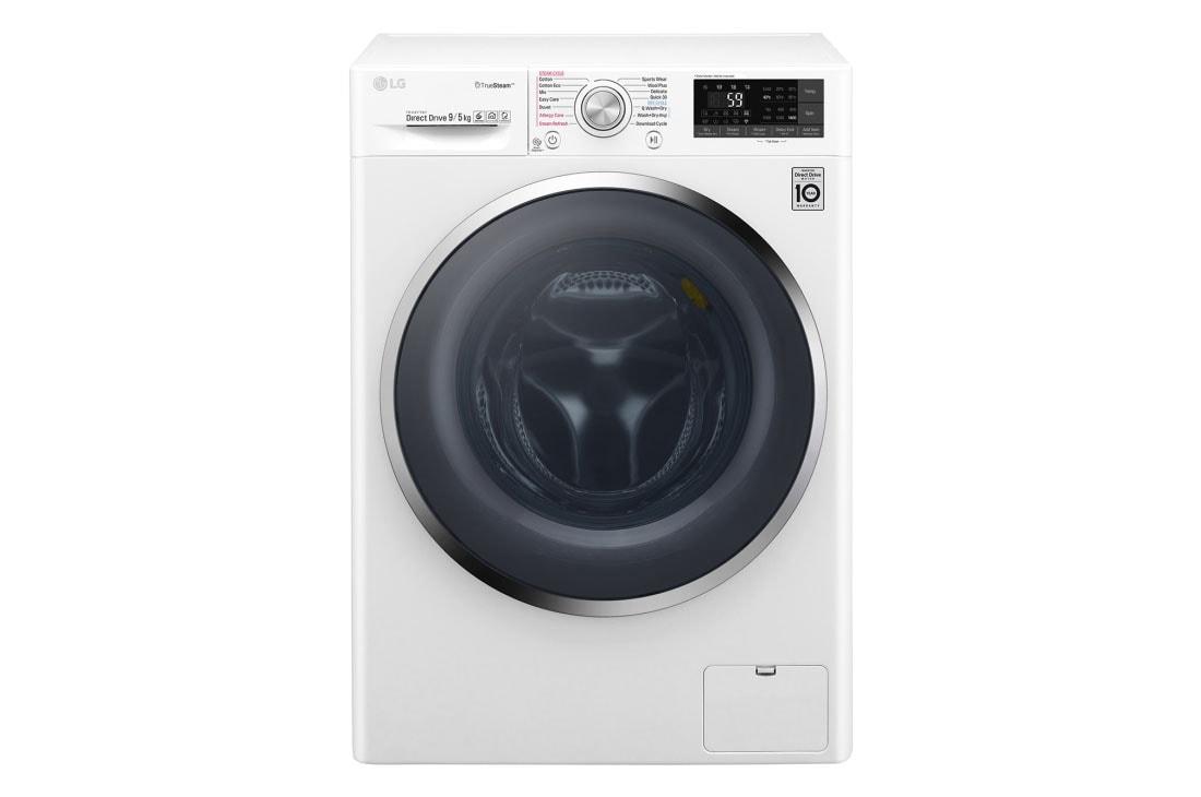 Lg Washer Dryer Combo Wtw1409hcw Lg New Zealand