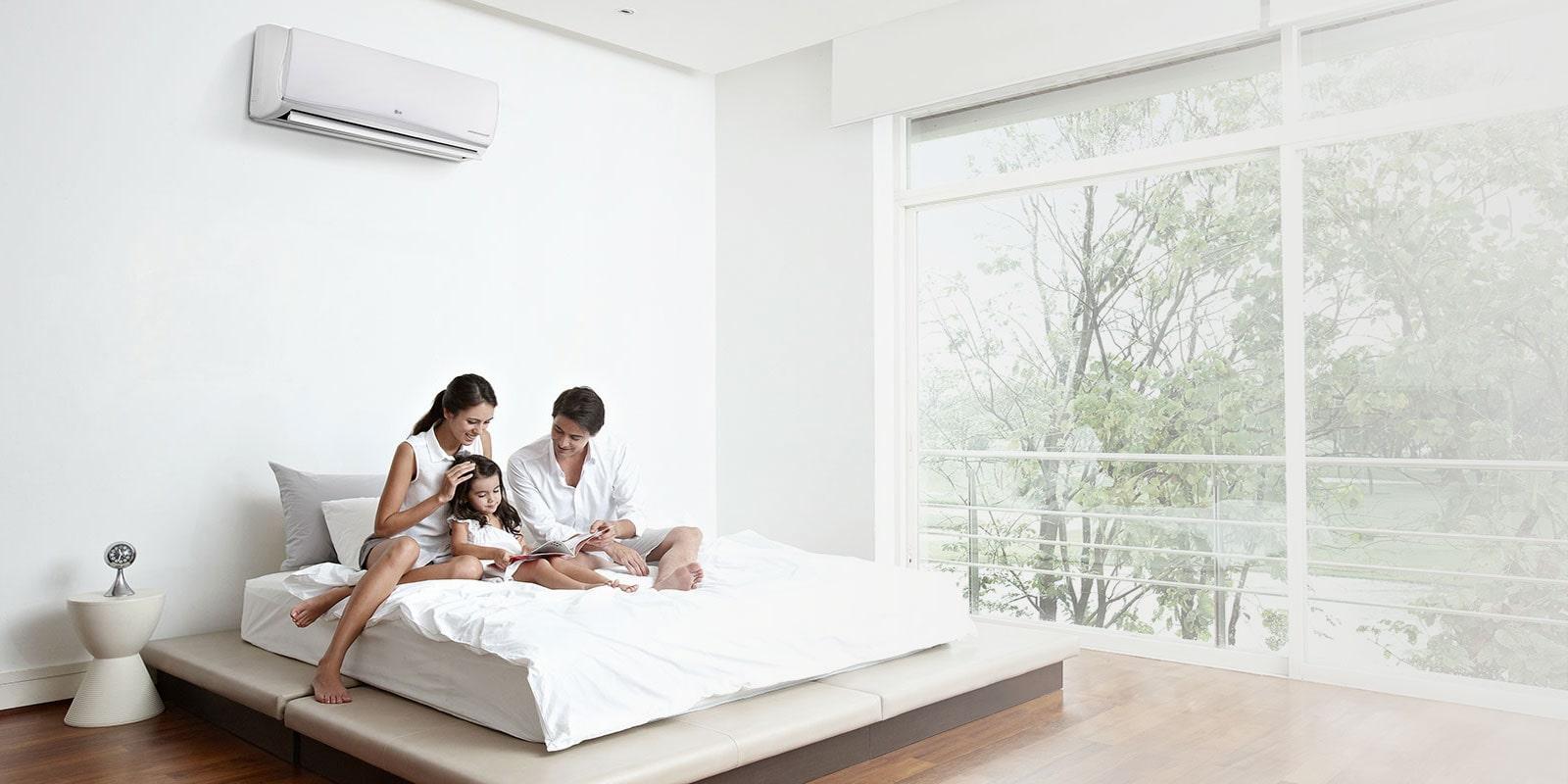 Aire Acondicionado Lg Tu Ambiente Siempre Fresco Lg Per  ~ Aire Acondicionado Toda La Casa