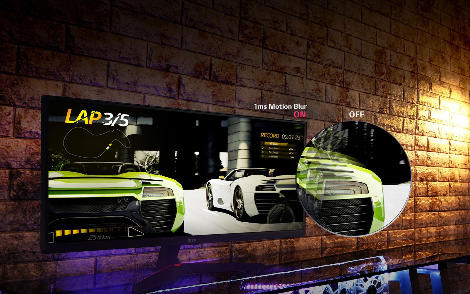 Monitor Gamer UltraWide 21:91