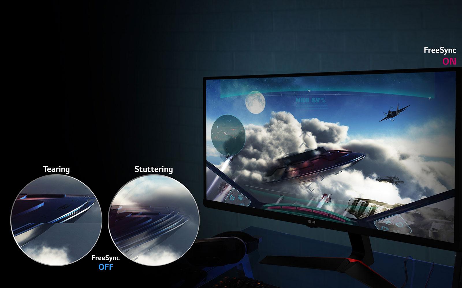 Tecnología AMD FreeSync™1