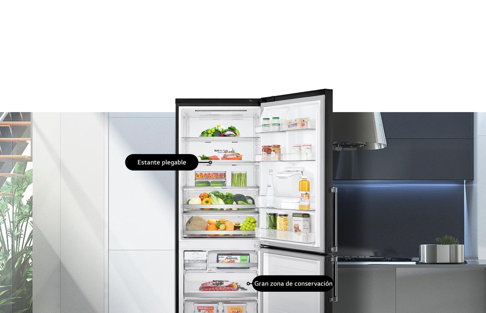 Máxima conveniencia para tu cocina1