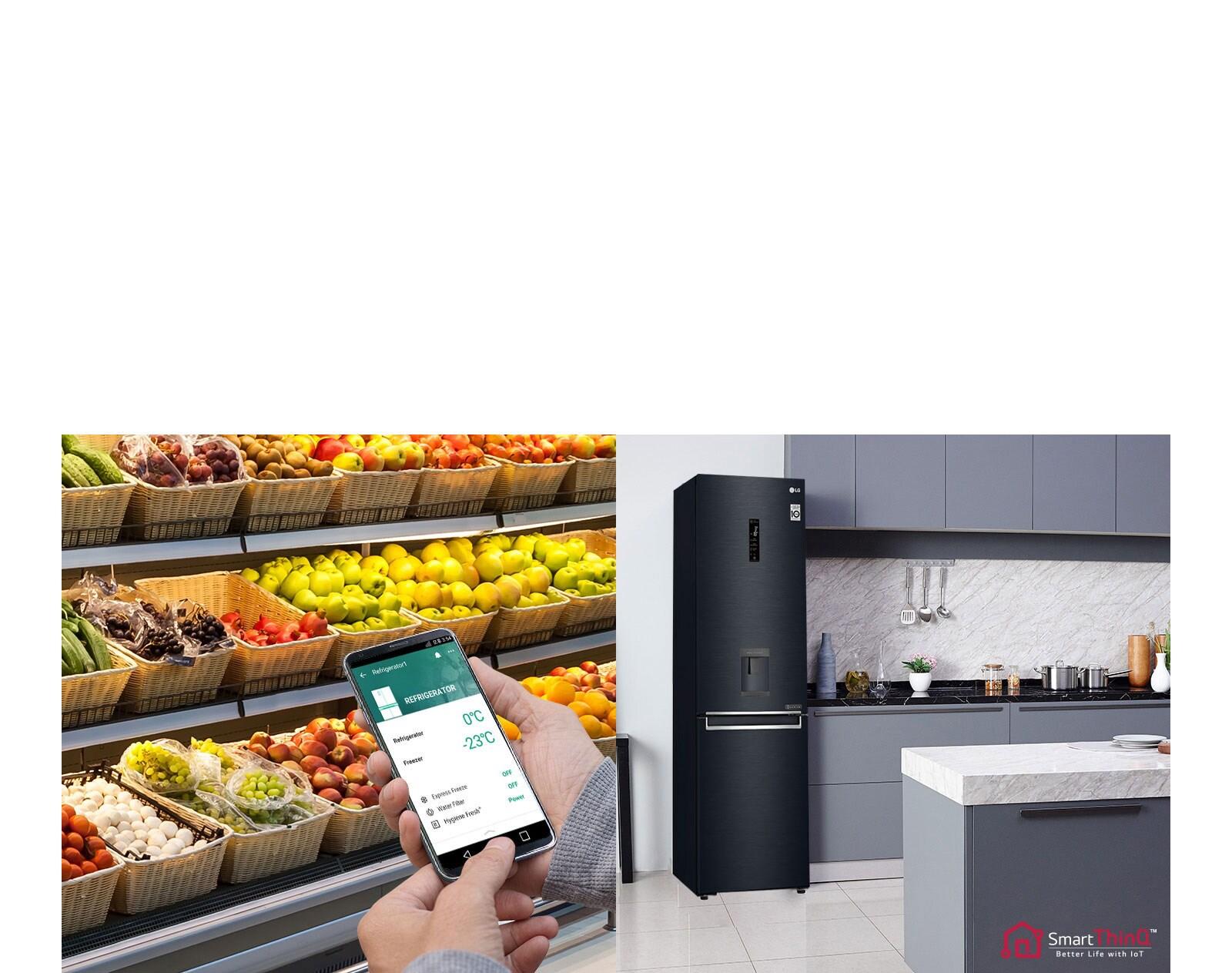 Controla tu Refrigeradora de Manera Inteligente3