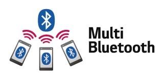 Conexión Multi-Bluetooth