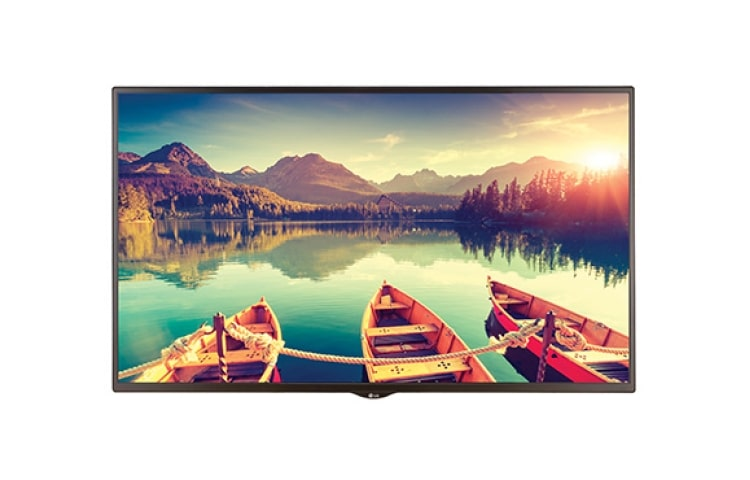 LG Monitores Comerciales 55SM5KB 1