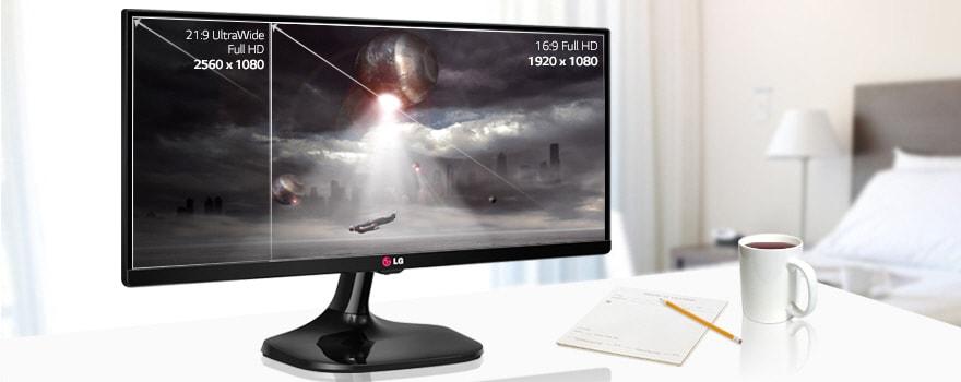 UltraWide 21:9 Full HD