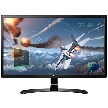 Monitor IPS UHD 24''1
