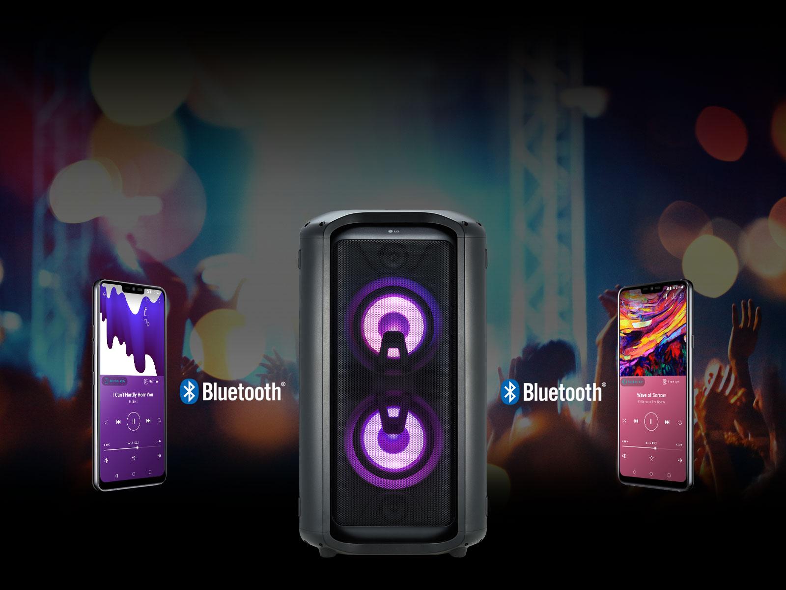 Multi-Bluetooth Pairing<br>1