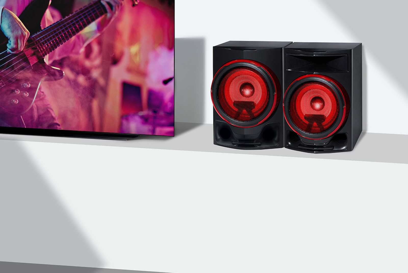 Be More Immersed with TV Sound Sync1