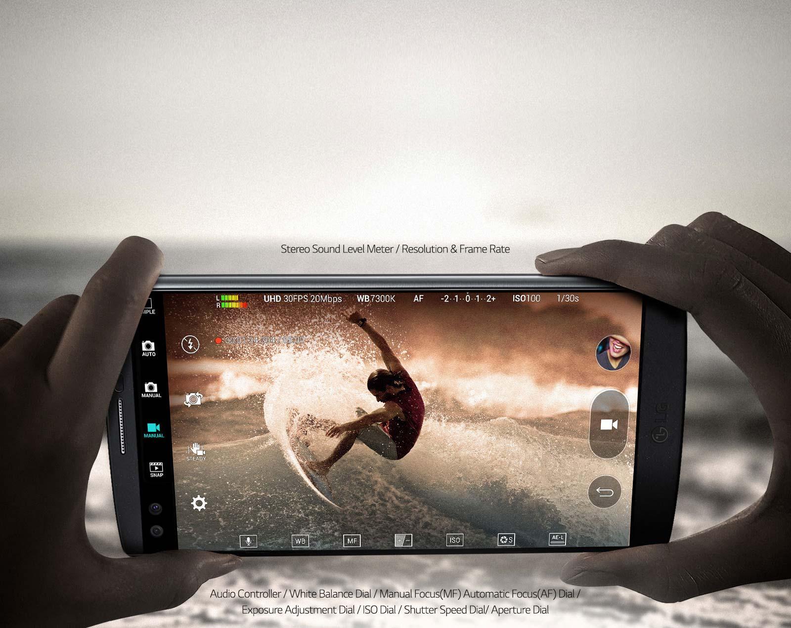 Manual Video Mode