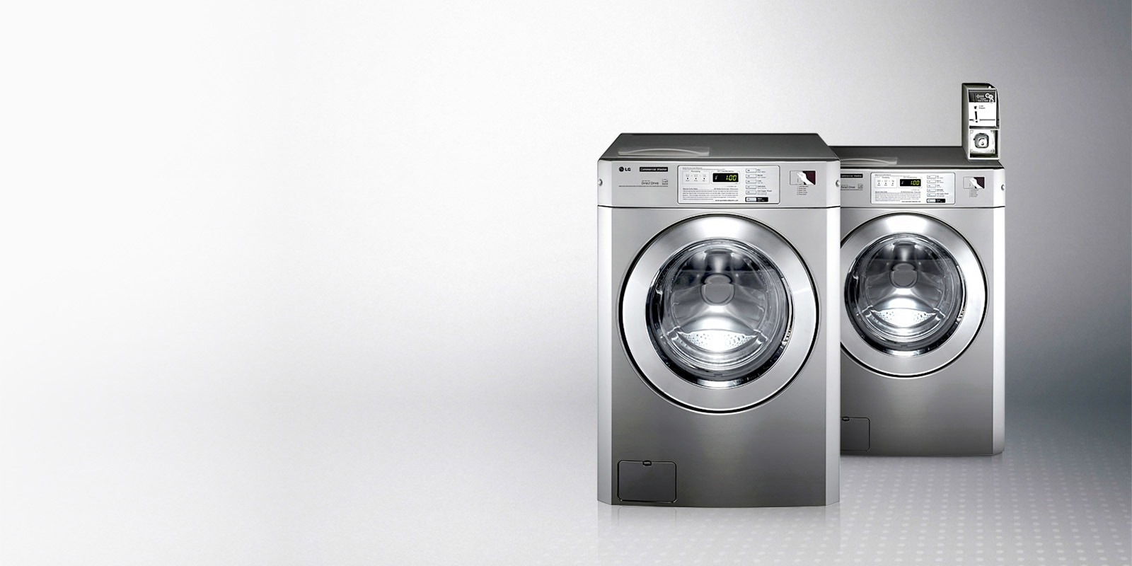 Giant C Washing Machine Commercial Laundry Equipment Lg