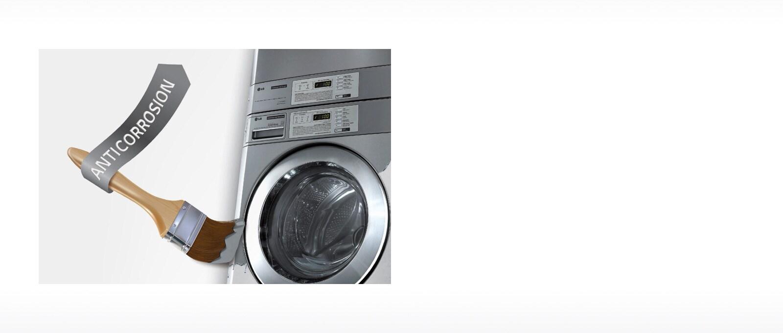 Giant C Washing Machine: Commercial Laundry Equipment | LG