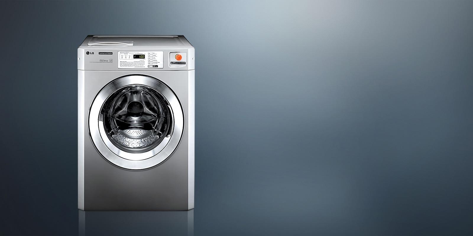 Titan C Washing Machine Commercial Laundry Equipment Lg