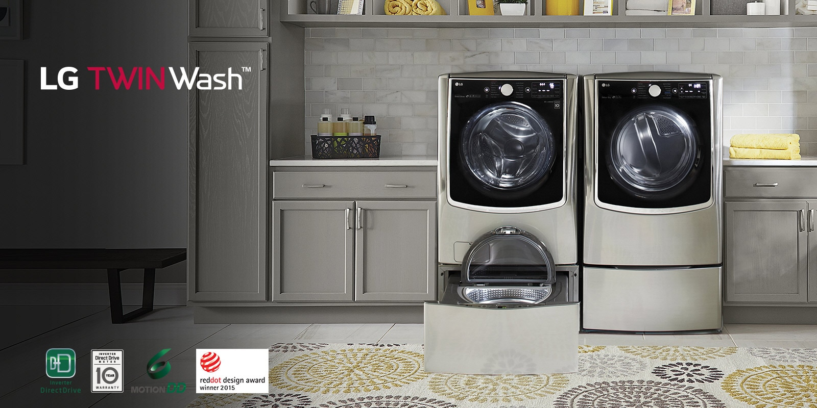 All lg washing machines twinwash front load more lg philippines wash two loads at the same time solutioingenieria Choice Image