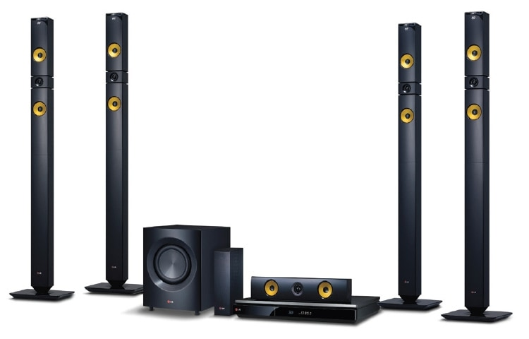 LG Home Theater Systems BH9530TW thumbnail 2