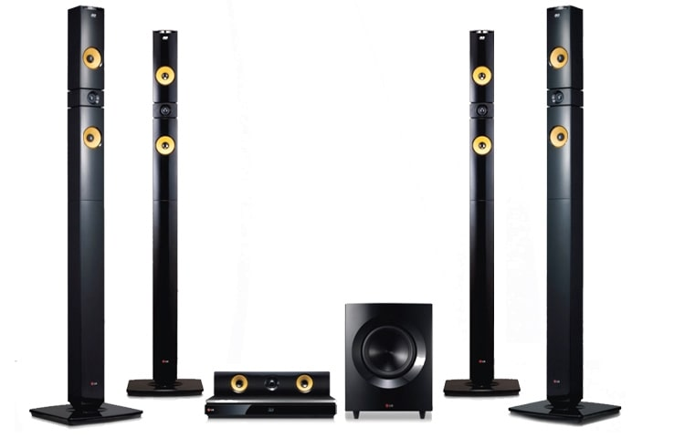 LG Home Theater Systems BH9530TW thumbnail 1