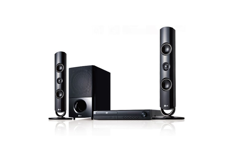 LG Home Theater Systems HT805VM thumbnail 1