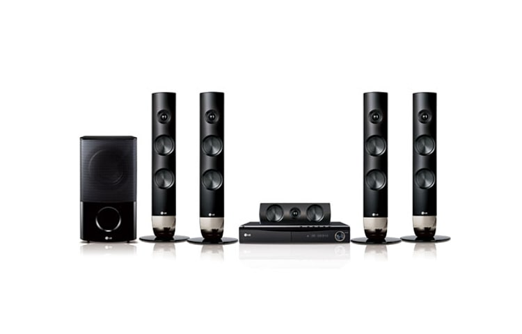 LG Home Theater Systems HT806PM thumbnail 1
