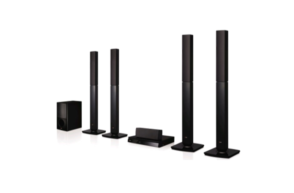 LG Home Theater Systems LHD657 1