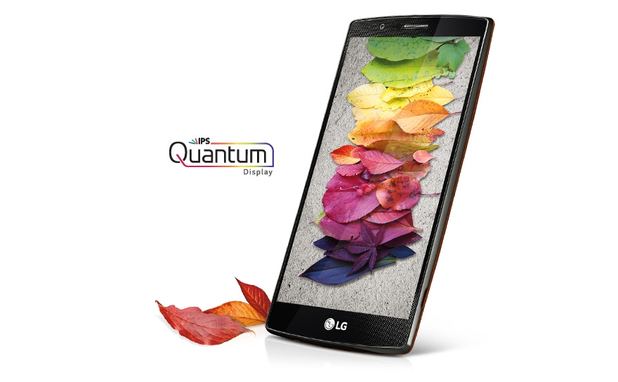 "5.5"" IPS QUANTUM DISPLAY"
