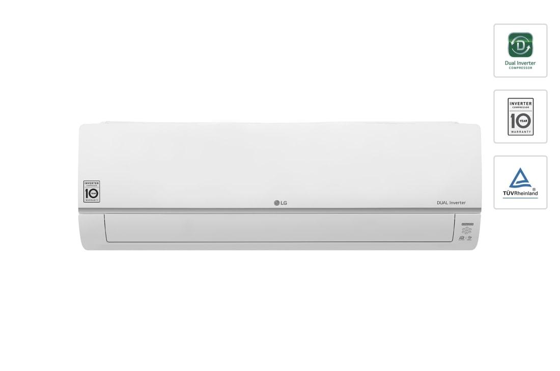 Lg Hsn18ipa 2 0 Hp Dual Inverter Compressor 70 Energy Saving