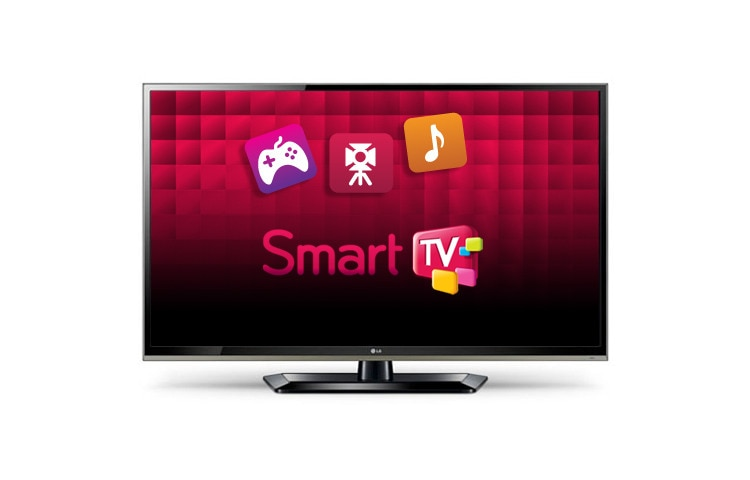 LG 42 Smart TV, Home Dashboard 2 0, Premium Local Content