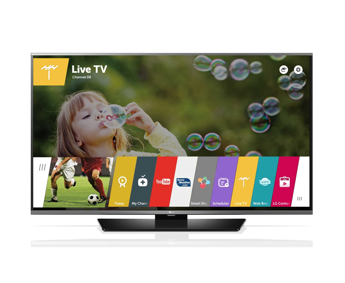 Lg Smart Tv With Webos 20 Lg Electronics Ph