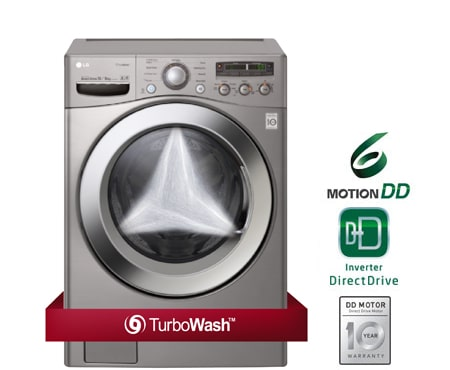 LG Washing Machine F4015RN4VC thumbnail 1
