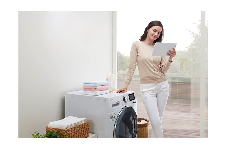 LG Washing Machine WD-10B8QDT thumbnail 10