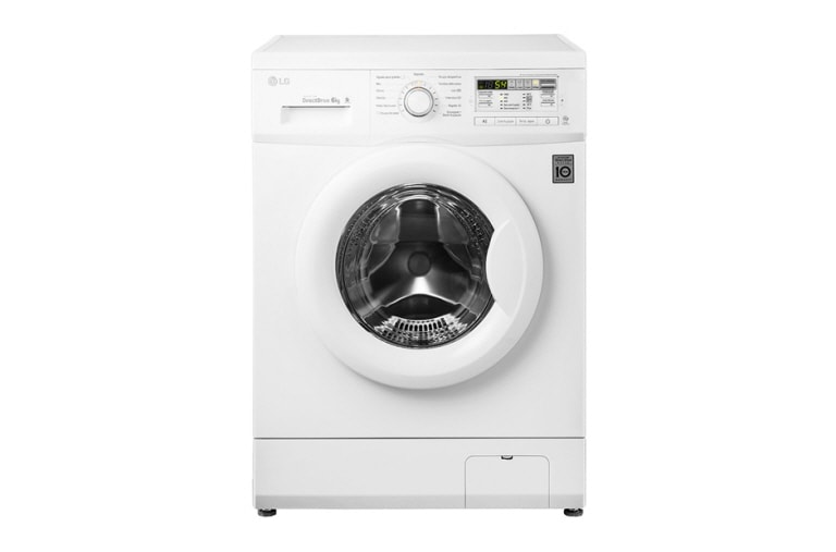 LG Washing Machine WD-10B8QDT thumbnail 1