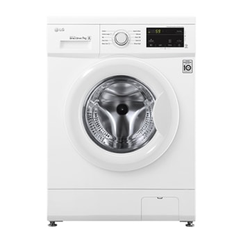 6.0 Kg Front Load Washing Machine, Inverter Direct Drive, 6 Motion Technology1