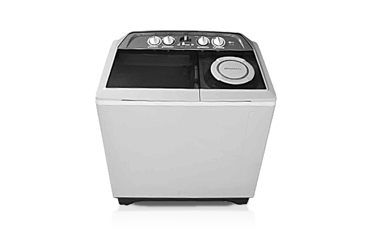 Lg 13kg Twin Tub Washing Machine With Roller Jet Amp Wind