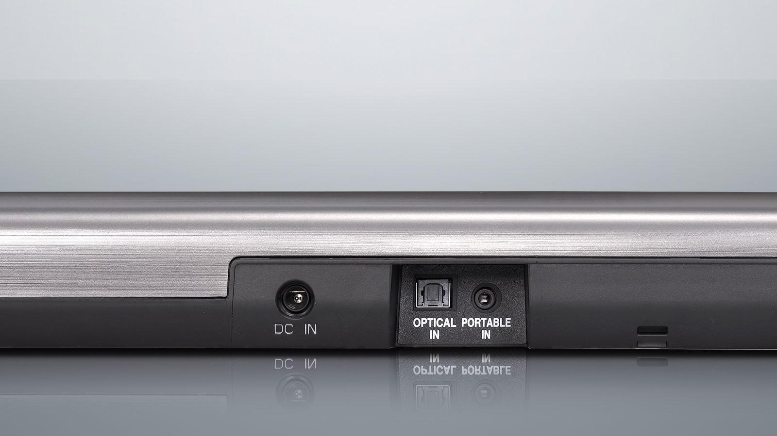 soundbar lg sj5 do tv bezprzewodowy subwoofer bluetooth i wi fi. Black Bedroom Furniture Sets. Home Design Ideas