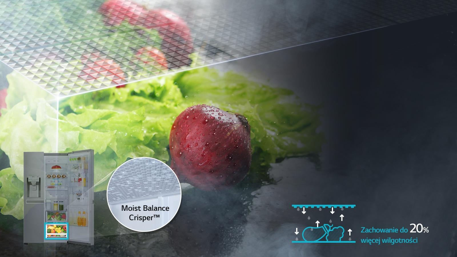 Moist Balance Crisper™3